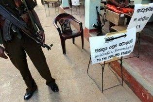 Переобраний президент Шрі-Ланки розпустив парламент
