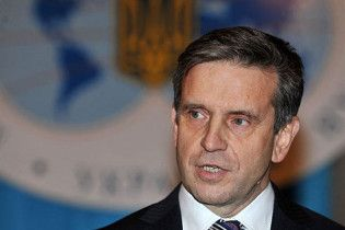 Російський посол Зурабов у Києві заговорив українською