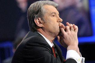 Ющенко: зміни до закону про вибори протидіятимуть саботажу