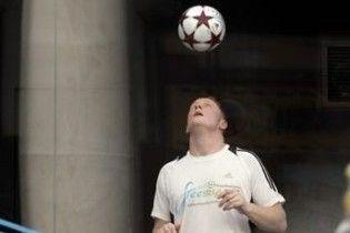 Англієць жонглював м'ячем 58 кілометрів (відео)