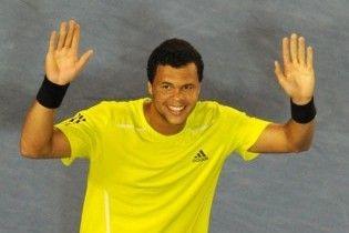 Федерер і Тсонга стали останніми півфіналістами Australian Open