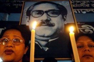 У Бангладеш повісили п'ятьох вбивць першого президента країни