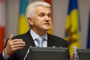 Литвин: факт перемоги Януковича повинні визнати всі