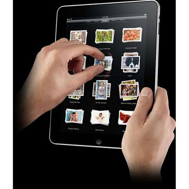 Apple презентувала планшет iPad