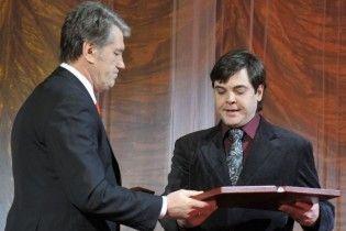 Ющенко на прощання роздав більше 350 орденів і медалей