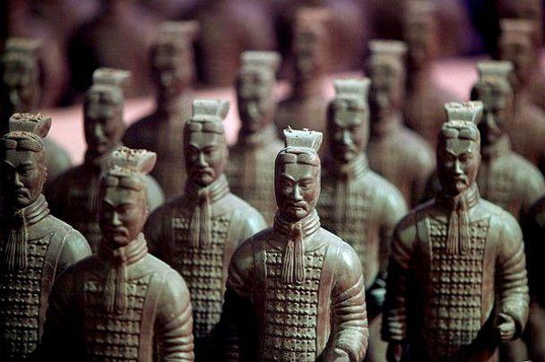 Шоколадний дивосвіт у Пекіні