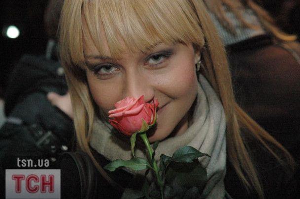 Ольга Куриленко відкрила вечори кіно у Києві