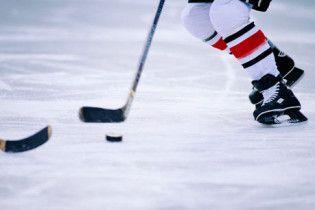 Хокейний рефері загинув від удару шайбою