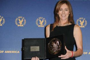 Гільдія режисерів Америки вперше віддала головний приз жінці
