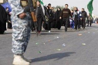 В Іраку сталися три теракти проти шиїтів: близько 100 загиблих і поранених