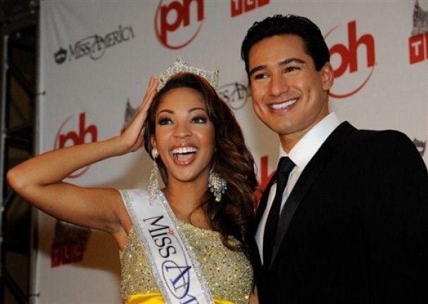 """У Лас-Вегасі відбувся конкурс """"Міс Америка-2010"""""""