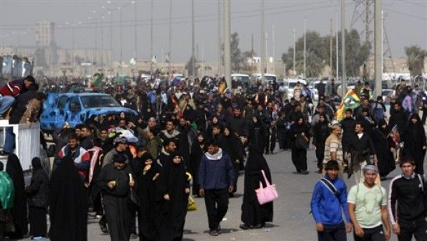 В Іраку смертниця підірвала релігійну процесію шиїтів: десятки жертв