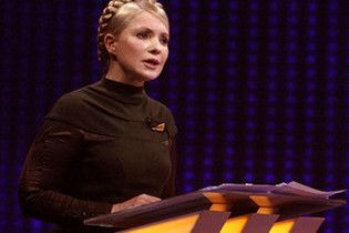 Тимошенко: влада свідомо замовчує ювілей Лесі Українки