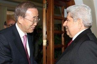 Президента Кіпру госпіталізували після зустрічі з генсеком ООН