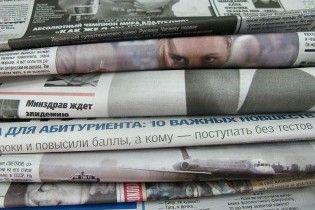 ПР: журналісти мають нести відповідальність за безвідповідальних політиків