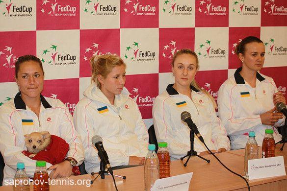 Катерина Бондаренко, Олена Бондаренко, Вікторія Кутузова і Марія Коритцева