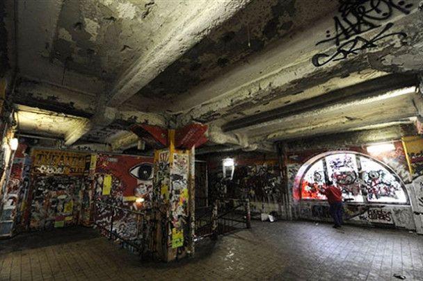 Мистецький центр Tacheles у Берліні