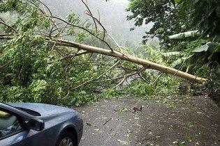 На Фіджі через циклон ввели надзвичайний стан
