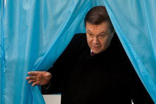ПР задоволена підтримкою Януковича на заході України