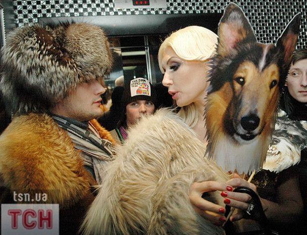 Модне дефіле зіркових тварин у Києві
