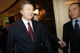 Янукович: я не кремлівська маріонетка