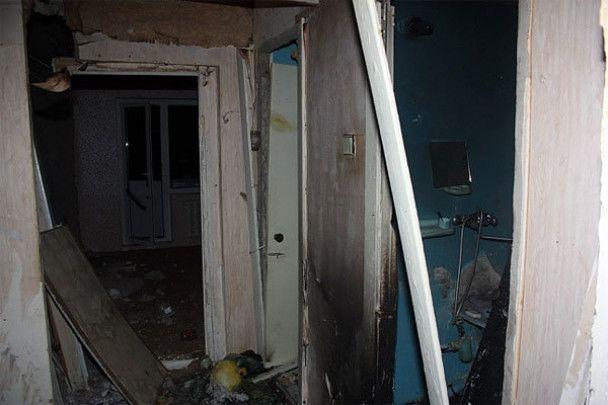 У Луганську стався вибух газу в будинку