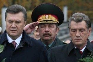 Янукович пропонуватиме на посаду міністра оборони Кузьмука