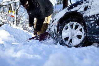 У Європі березень виявився одним з найхолодніших в історії