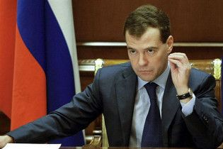 Глава МЗС поїхав домовлятись про візит Мєдвєдєва в Україну