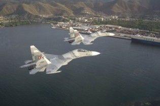Росія озброїть Чорноморський флот новими винищувачами