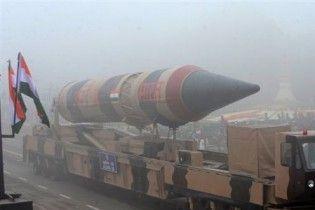 Індія готує запуск ракети-носія для ядерного заряду