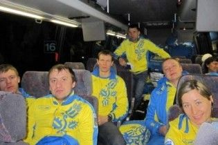 Олімпіада-2010. Українці мріють про борщ і сало