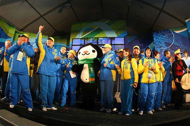 Україна підняла свій прапор у Ванкувері