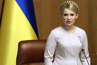 Тимошенко не вважає злочином нецільове використання коштів