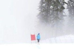 Погода зриває тренування олімпійців у Ванкувері