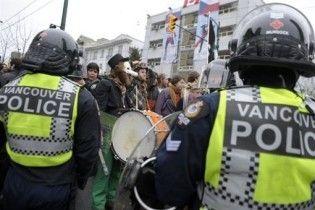 Олімпіада-2010. У Ванкувері затримано десятки дебоширів