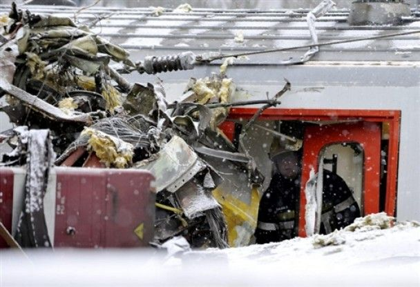 Аварія у Бельгії сталася через збій в системі управління руху потягів