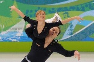 Українські фігуристи посіли лише восьме місце на Олімпіаді
