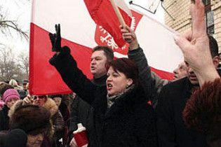 У Білорусі знову затримали активістів Спілки поляків