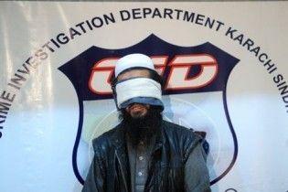"""Заарештували одного з лідерів """"Талібану"""", який готував терористок-смертниць"""