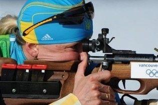 Українки провалили спринт на передостанньому етапі Кубка світу з біатлону