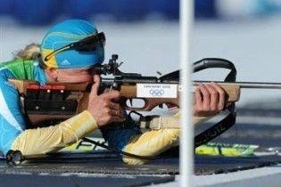 Українки вибороли срібло на чемпіонаті Європи з біатлону