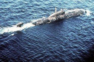 Під Архангельськом загорілася атомна субмарина