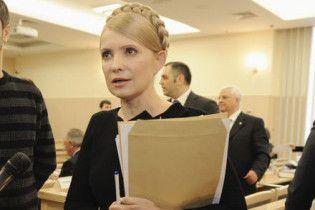БЮТ: Тимошенко змусить Вищий адмінсуд закрити справу по виборах