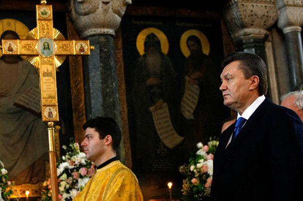 Януковича благословили на президентство