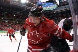 Канада готується до битви з Росією на Олімпіаді