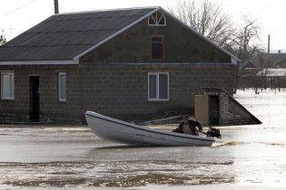 Повінь затопить шість областей України