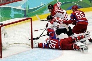 Олімпіада-2010. Канада знищила Росію за 40 хвилин