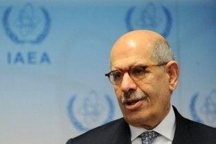 Екс-глава МАГАТЕ створив у Єгипті опозиційну коаліцію