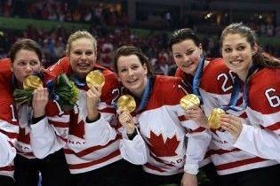 Канада перемогла США у фіналі Олімпіади